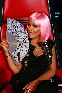 Christina Aguilera #TheVoice