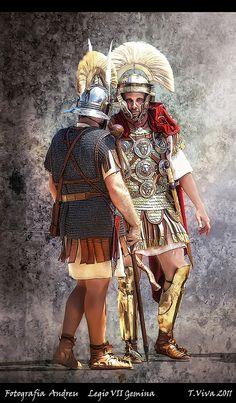 Optio Legio VII Gemina Tarraco Viva (VI)