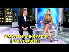 Diabetes Tratamento Inovador Dr Rocha Matéria Domingo Espetacular Record