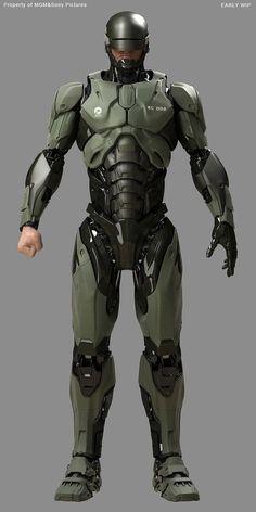 Robot Concept Art, Armor Concept, Suit Of Armor, Body Armor, Zbrush, Character Concept, Character Design, Mode Cyberpunk, Armadura Cosplay