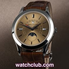 """Patek Philippe Perpetual Calendar - """"Platinum"""" REF: 5496P 