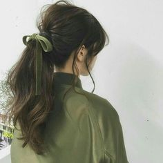 Cute Hairstyle For Beautiful Girls - Coiffure mignonne pour les belles filles - Pretty Hairstyles, Easy Hairstyles, Girl Hairstyles, Wedding Hairstyles, Korean Hairstyles, Evening Hairstyles, Bandana Hairstyles, Medium Hairstyles, Black Hairstyles