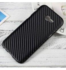 Coque Samsung Galaxy A3 2017 Carbon - Noir