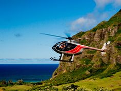 Oahu Helicopter Tours are exciting rides offered by HawaiiDiscount.com  Select which of the Oahu Helicopter Tours is right for you and save money with Hawaiidiscount.com on your Hawaii Activities and Hawaii Tours.