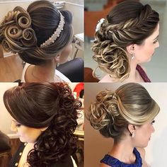 Discover penteadossonialopes's instagram image Coque  #PenteadosSoniaLopes ✨ . . . #sonialopes #cabelo #penteado  #noiva #noivas #casamento #hair #hairstyle # 1528004978818445621_1188035779 • Inswiki