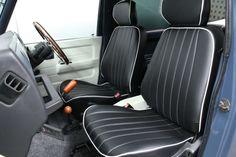 Suzuki Jimny, Car Seats