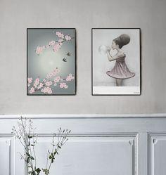 Posters: SAKURA & THE BIRTHDAY PARTY Untitled#16