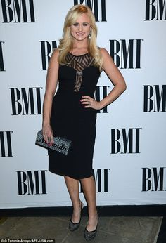 Va-va-voom! Miranda Lambert showed off her svelte new figure as she attended the 61st annual BMI Country Awards in Nashville, Tennessee on T...