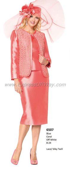 Moshita 6507 Womens Church Suits