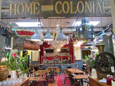 Brunswick House Cafe  30 Wandsworth Road, London, Greater London SW8 2LG