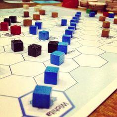 Board Game Design - Blog