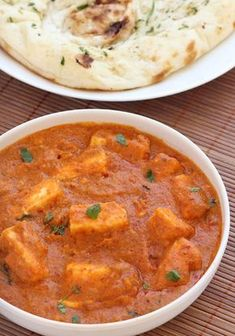 Paneer Makhani Recipe - Mughlai Style Creamy Paneer Subzi - Step by Step Photos Paneer Snacks, Paneer Dishes, Paneer Recipes, Veg Recipes, Curry Recipes, Indian Food Recipes, Gourmet Recipes, Vegetarian Recipes, Cooking Recipes