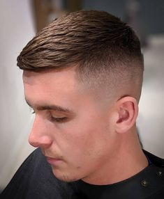 When it comes to a man's hairstyle, Mens haircuts fade the most popular. One of the reasons why these hairstyles fade most popular is because of the s. Mens Hairstyles Fade, Cool Hairstyles For Men, Cool Haircuts, Haircuts For Men, Short Men's Hairstyles, Short Hair Hairstyle Men, Man's Hairstyle, Barber Haircuts, Short Fade Haircut