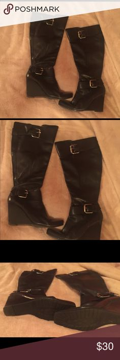 Nine West boot Nine West boot nine west Shoes Heeled Boots