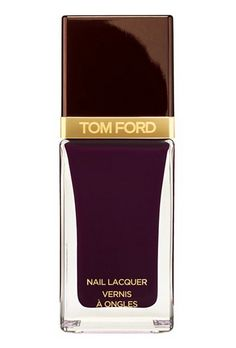 Tom Ford Fall 2014 Nail Lacquer in Black Cherry