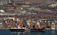 Oakland's Outer Harbor Terminal Files for Bankruptcy After Loss of Tenant Sailing Adventures, Oakland California, End Of Days, United States Navy, Sydney Harbour Bridge, City Photo, Survival, Things To Come, World