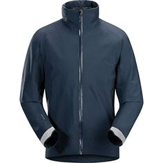 Arcteryx A2B Commuter Hardshell Jacket  Mens Nighthawk Medium *** Want additional info? Click on the image. This is an Amazon Affiliate links.