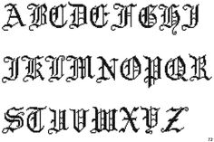 Cross Stitch Gothic