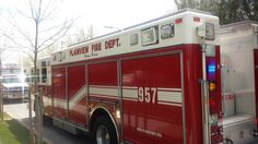 USA - Plainview Fire Department Long Island New York {April 30 2015}