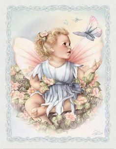 Butterfly Baby ~ Beverly Levi-Parker