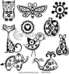 Would be cute appliques