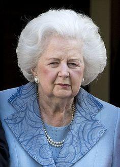 Lady Thatcher has still got it