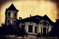 could be haunted! DK Photography