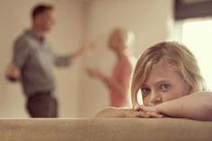 How parental arguments impact children