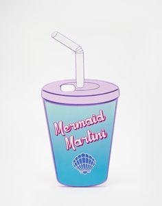Skinny Dip - Coque pour iPhone 5 en silicone motif Mermaid Martini 21,99 €