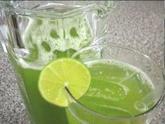 Agua de nopal - Recetas de aguas frescas - -Prickley pear drink - YouTube