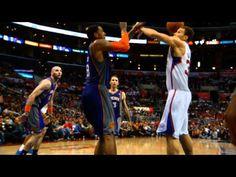 Phantom: Blake Griffin scorches the Suns!