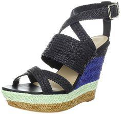 LOEFFLER RANDALL Women's Lake WV Wedge Sandal => To view further, visit now : Platform sandals