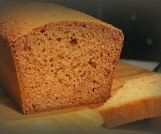 Mézeskalács formában sütve Loaf Cake, Banana Bread, Sweets, Baking, Info, Food, Drink, France, Beverage
