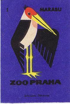 Animal Matchbox Covers