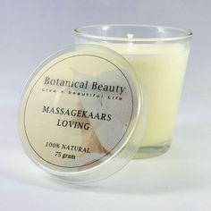 Botanical beauty Massagekaars Loving
