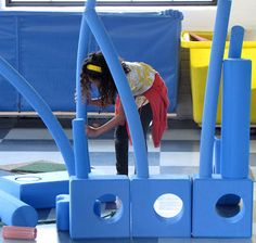 What's Happening at Providence Children's Museum: PlayWatch: Learning Club & Imagination Playground