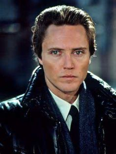 Christopher Walken ..... scary, funny and drop dead good looks!