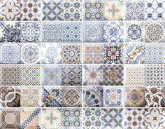 Ceramic Tile Antique Sky Antique by Monopole