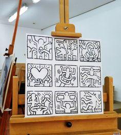 """DECOUPAGE SOBRE LIENZO.""""PINTAMONAS. Talleres creativos"""". Entra en nuestra página web o en nuestra página de Facebook y mira todos los talleres que te podemos ofrecer! #Manualidades, #DIY, #arte, #pintura, #escultura, #joyas, #esmaltes, #cumpleaños, #monográficos y mucho más! www.pintamonas.net"""