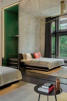 Hôtel W in Amsterdam Stone & Living - Immobilier de prestige - Résidentiel & Investissement // Stone & Living - Prestige estate agency - Residential & Investment www.stoneandliving.com
