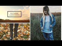 Autumn LookBook   LEAHA HAMMOND - YouTube   A fall look book with tons of fall outfits.   Urban planet Sirens H and m Urban Planet, Fall Looks, Sirens, Fall Outfits, Autumn, Book, Youtube, Fall Styles, Mermaids