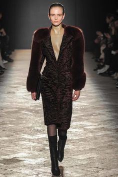 Francesco Scognamiglio Fall 2014 Ready-to-Wear Fashion Show - Jessica Bergs
