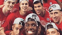 The Badger men's Basketball team is winning fans with their off-the court charm offensive. Bronson Koenig, Badger Sports, Wisconsin Badgers, Basketball Players, Falling In Love, America