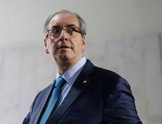 Ex-presidente da Câmara Eduardo Cunha foi preso em Brasília