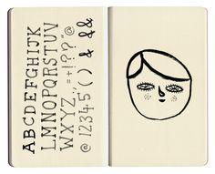 ben javens' sketchbook