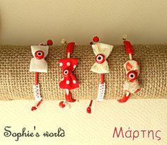 cadou in martie Sophie's World, Ring Bracelet, Bracelets, Crafts For Kids, Diy Crafts, Peppa Pig, Hamsa, Christening, Projects To Try