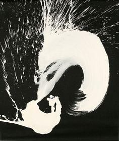 Kaz Tanahashi artwork.