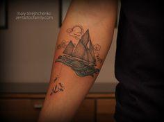 Mary Tereshenko | Ukranian Tattoo