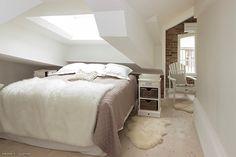 Myytävät asunnot, Kasarmikatu 4 D, Helsinki #oikotieasunnot #makuuhuone #bedroom