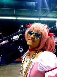 Sweet Misha cosplay